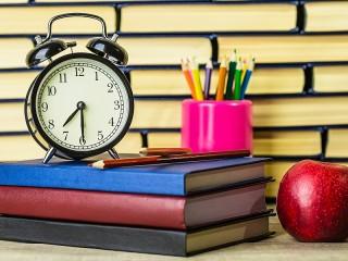 Собирать пазл Пора в школу онлайн