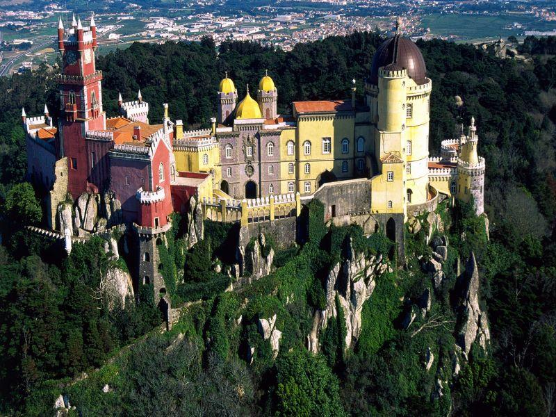 Пазл Собирать пазлы онлайн - Португалия