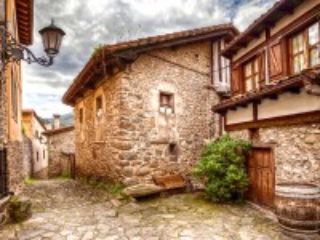 Собирать пазл Потес Испания онлайн