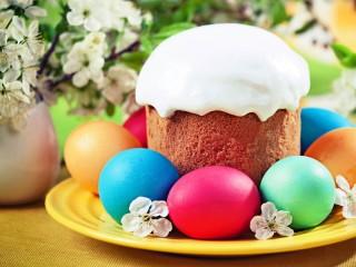 Собирать пазл Праздник Пасхи онлайн