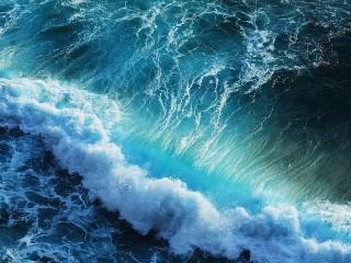 Собирать пазл Прибрежная волна онлайн