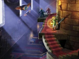Собирать пазл Приключения в замке онлайн