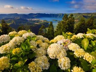 Собирать пазл Природа Португалии онлайн