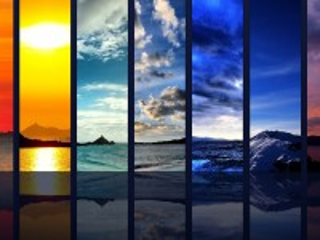 Собирать пазл Природный спектр онлайн
