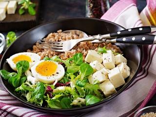 Собирать пазл Простой завтрак онлайн