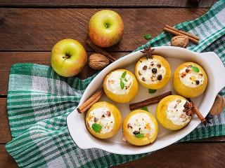 Собирать пазл Пряные яблоки онлайн