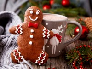 Собирать пазл Пряник и какао онлайн