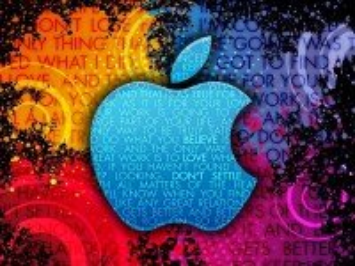 Собирать пазл Радужный логотип онлайн