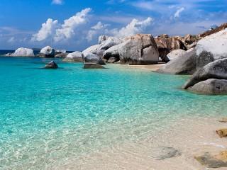 Собирать пазл Рай существует онлайн