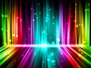 Собирать пазл Разделённая радуга онлайн
