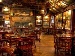 Собирать пазл Ресторан Griswold Inn онлайн