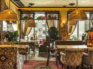 Собирать пазл Ресторан в Самаре онлайн
