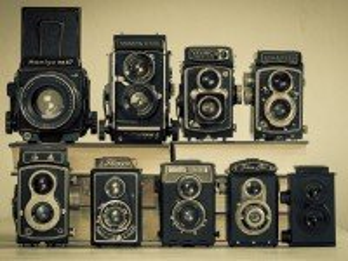 Собирать пазл Ретро камеры онлайн