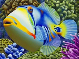 Собирать пазл Рыба онлайн