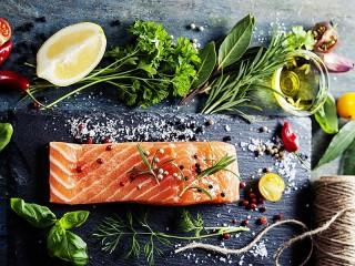 Собирать пазл Рыба для жарки онлайн