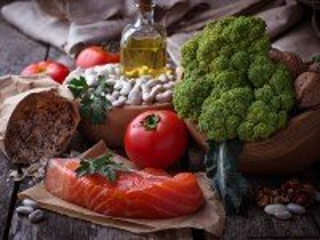 Собирать пазл Рыба и овощи онлайн