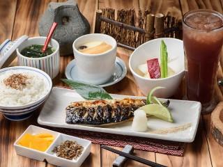 Собирать пазл Рыба с рисом онлайн