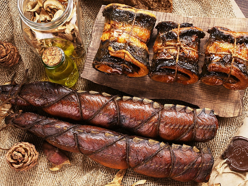 фото рыбных деликатесов провожу фото-дни