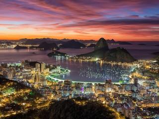 Собирать пазл Рио-де-Жанейро онлайн