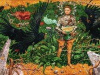 Собирать пазл Рыцарь и вороны онлайн
