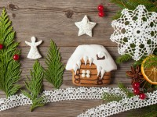 Собирать пазл Рождество онлайн