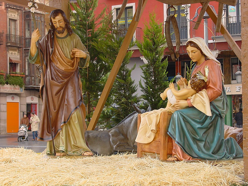 Пазл Собирать пазлы онлайн - Рождество в Европе