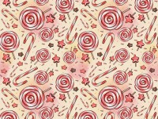 Собирать пазл Розовая карамель онлайн