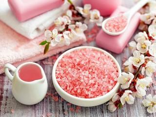 Собирать пазл Розовый отдых онлайн