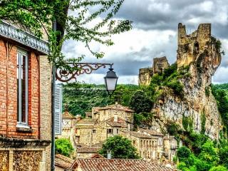 Собирать пазл Руины замка Пенне онлайн