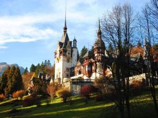 Собирать пазл Румыния онлайн