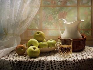 Собирать пазл Рябина за окном онлайн