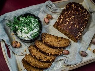 Собирать пазл Ржаной хлеб онлайн