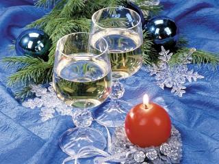 Собирать пазл С Новым годом онлайн