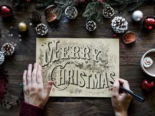Собирать пазл С Рождеством онлайн