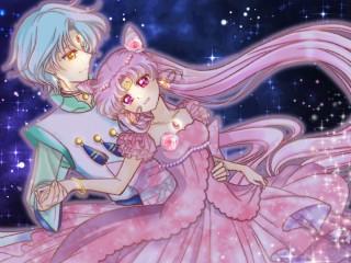 Собирать пазл Sailor Moon онлайн