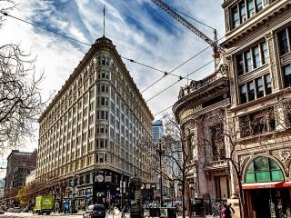 Собирать пазл Сан Франциско онлайн