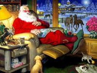 Собирать пазл Санта Клаус 6 онлайн