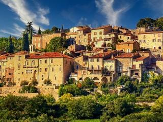 Собирать пазл Сартен Франция онлайн