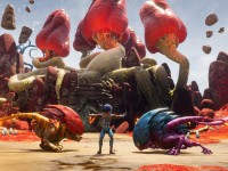Собирать пазл Savage Planet онлайн