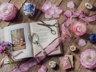 Собирать пазл Сборник стихов онлайн