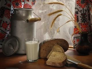 Собирать пазл Сельский завтрак онлайн