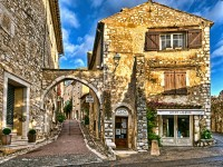 Собирать пазл Сен Поль де Ванс онлайн