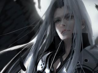Собирать пазл Sephiroth онлайн