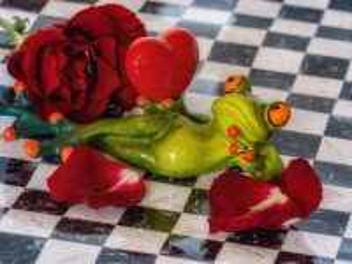 Собирать пазл Сердце в лапках онлайн