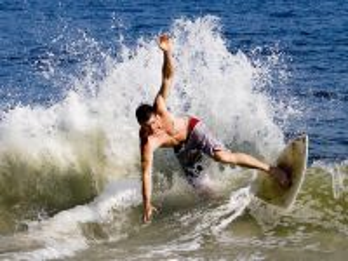 Собирать пазл Серфинг онлайн