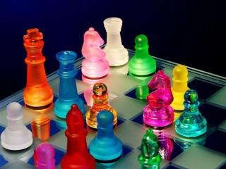 Собирать пазл Шахматы 1 онлайн