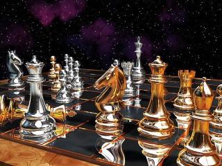 Собирать пазл Шахматы онлайн