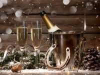 Собирать пазл Шампанское онлайн