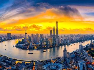 Собирать пазл Шанхай онлайн