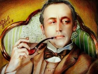 Собирать пазл Шерлок Холмс онлайн